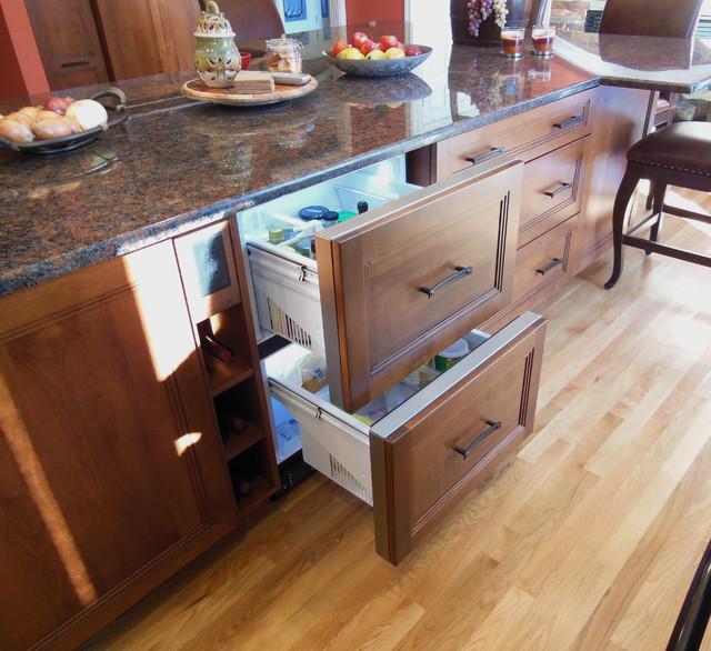 Loveland Kitchen Remodel - Traditional - Kitchen ...