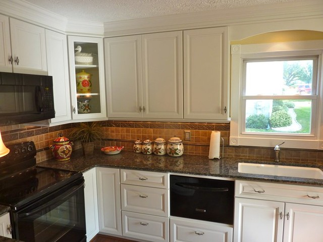 Http Www Houzz Com Photos 3283954 Lowes Kitchen Designs Traditional Kitchen South West
