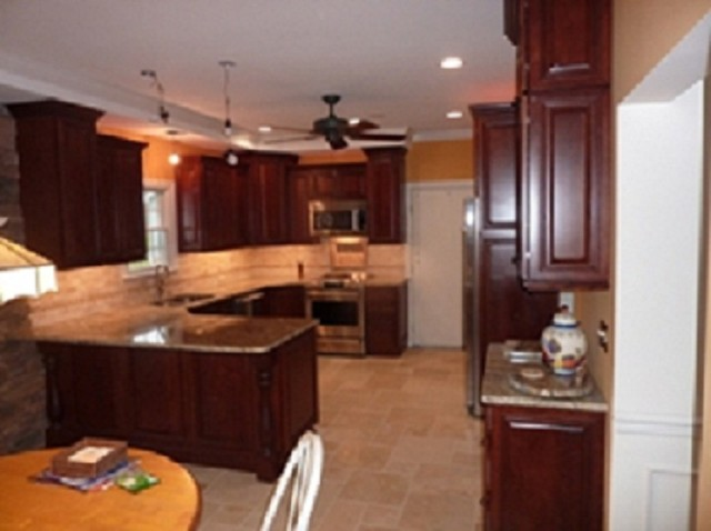 Http Www Houzz Com Photos 3285199 Lowes Kitchen Designs Traditional Kitchen South West