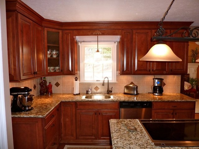 Http Www Houzz Com Photos 3284361 Lowes Kitchen Designs Traditional Kitchen South West