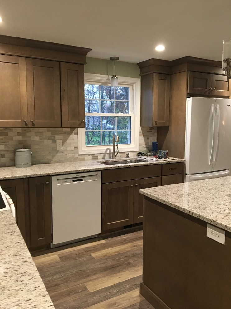 Lowe S Kitchen Remodel 9 Transitional Kitchen Providence By Jamie Thibault Lowe S Of Warwick Ri