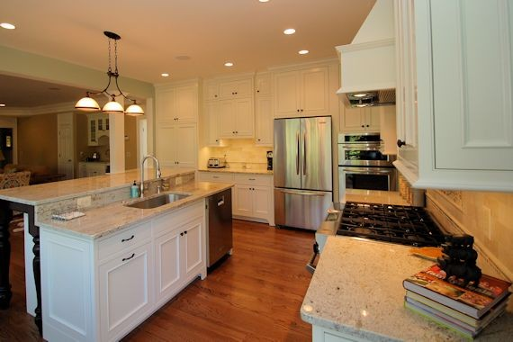 Lowes Island Kitchen Pictures