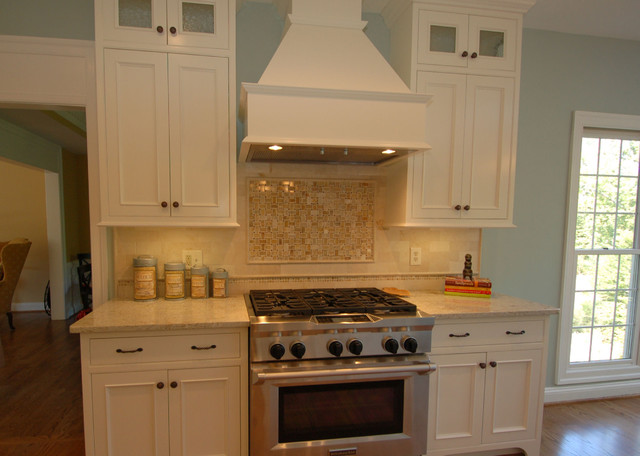 Lowes Island Kitchen Project - Traditional - Kitchen - dc metro - by ...