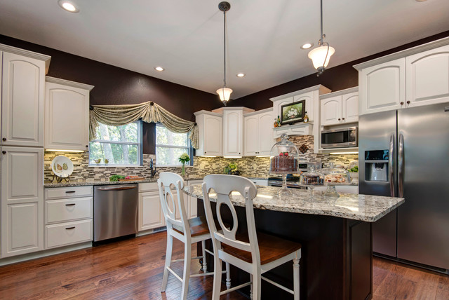 See the Results: The Houzz/Lowe\'s Dream Kitchen Sweepstakes