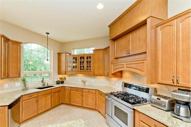 Ls7309 lakeshore traditional kitchen columbus by for Lakeshore design builders