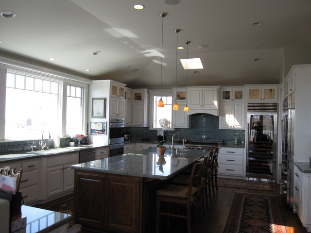LuAnn Development traditional-kitchen