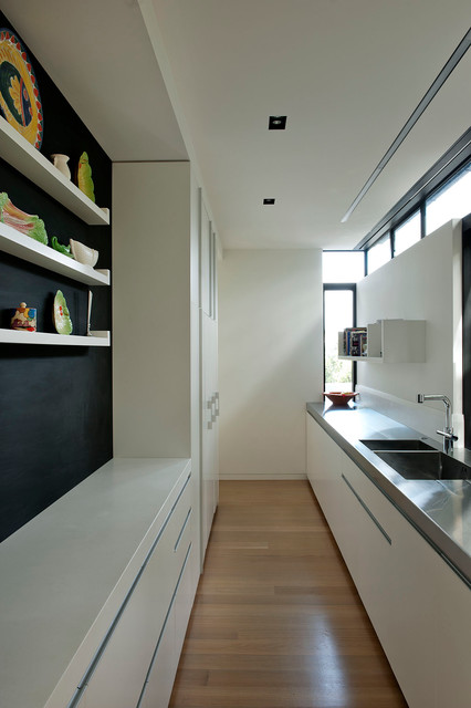 Lucerne Contemporary Kitchen Auckland By Daniel