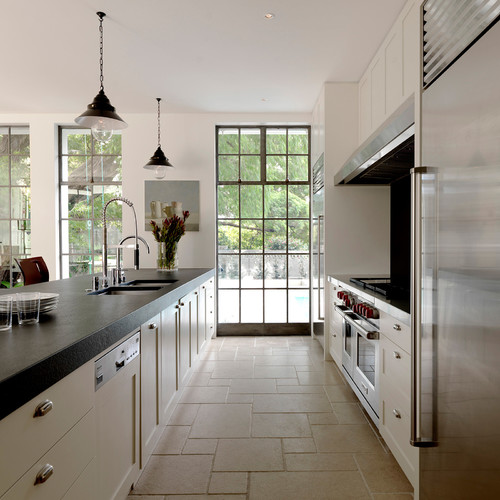 transitional kitchen » Membuat Desain Dapur Yang Ideal