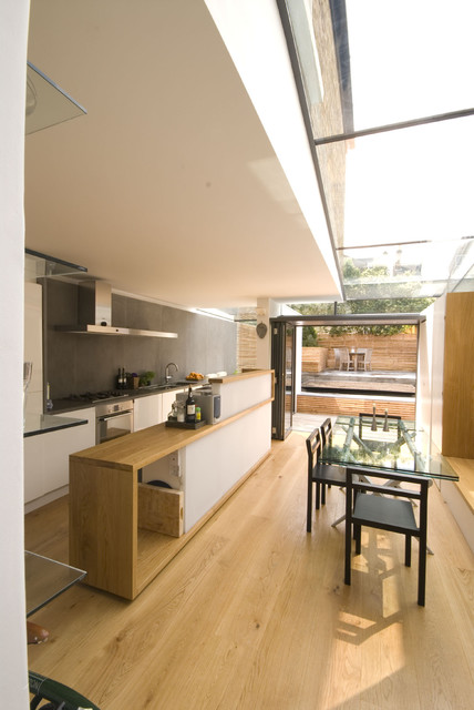 Luis Trevino Architects - Contemporary - Kitchen - london - by Luis ...