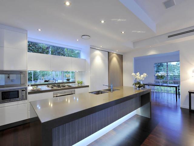 Luisa Interior Design Contemporary Kitchen Brisbane