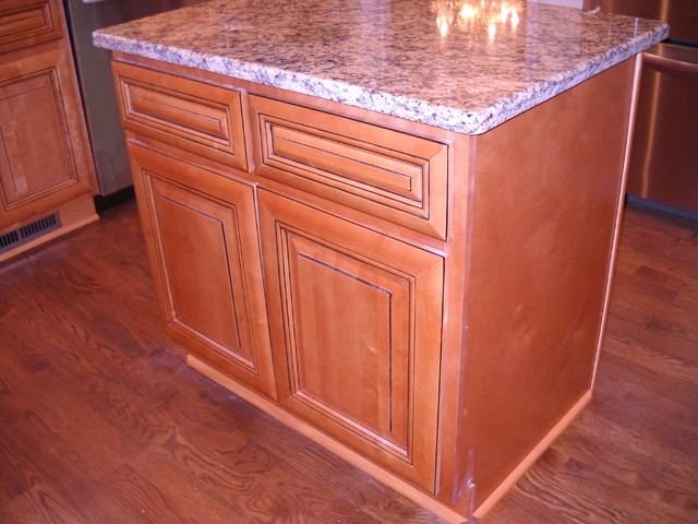 Luker Job traditional-kitchen