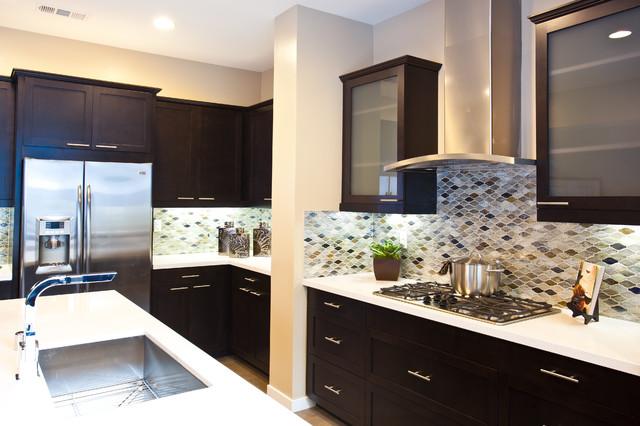 Luminaire contemporary-kitchen