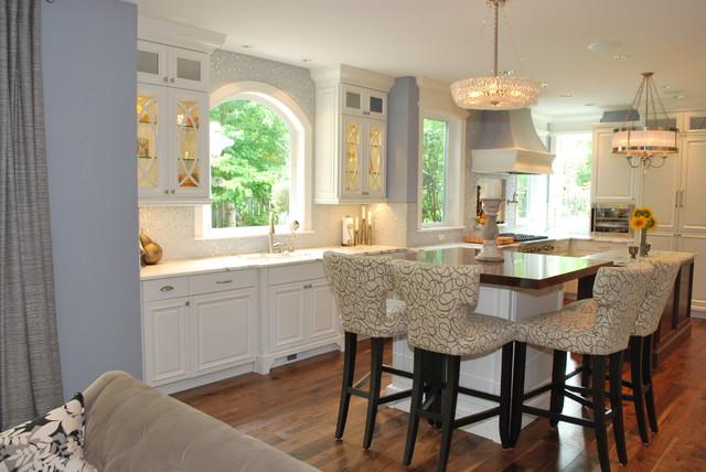 LUXE Kitchen contemporary-kitchen