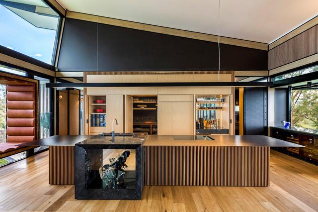 kitchen cabinet makers brisbane with Luxe Lodge Contemporary Kitchen Brisbane on U Shape Kitchen Gallery as well Bathroom Vanities 16 also Kitchen Designs likewise pare Kitchen Cabi  Brands together with Brighten Your Day With Bold Kitchen Glass Splashbacks.