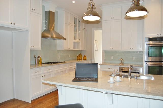 Luxury Atlanta Home traditional-kitchen