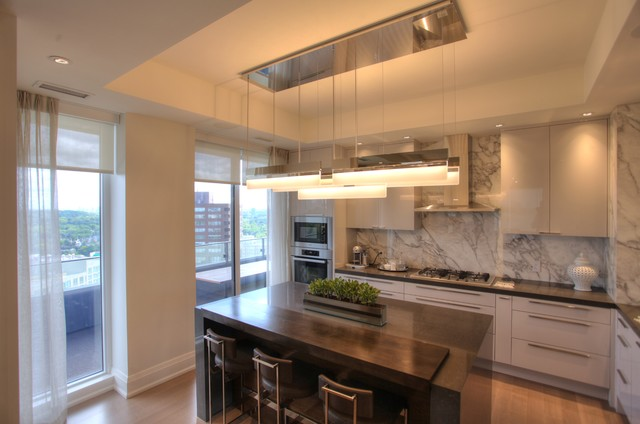 Luxury Condo Living Modern Kitchen Toronto By