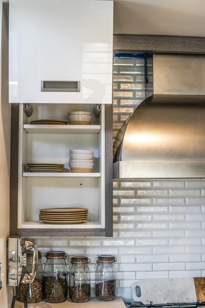 Luxury Home Renovation Ideas The Mountain Modern Ski Condo Rustic Kitchen Boston By Alister Paine Magazine