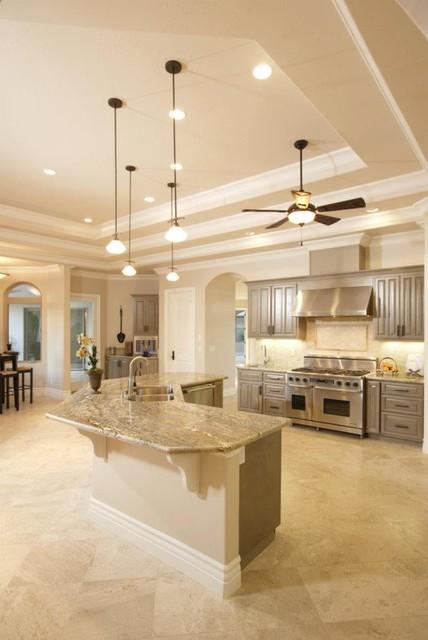 Luxury kitchen traditional kitchen los angeles by for Traditional luxury kitchen