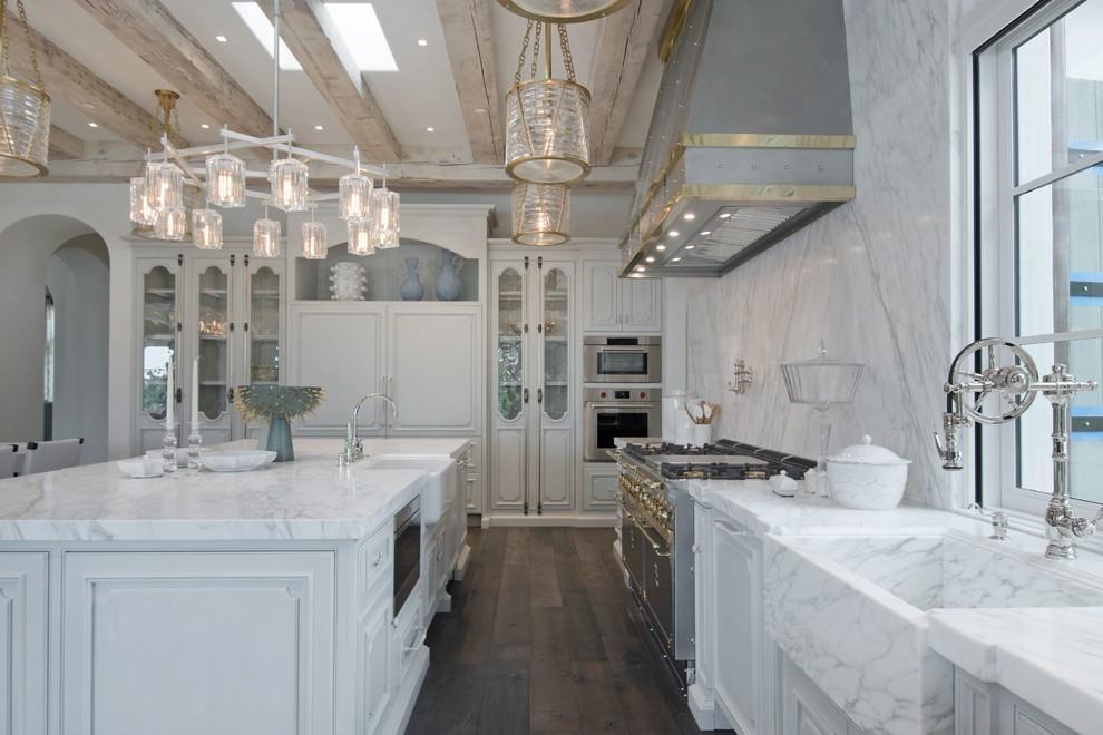 Luxury Kitchen Design in Rancho Santa Fe - Kitchen - San ...