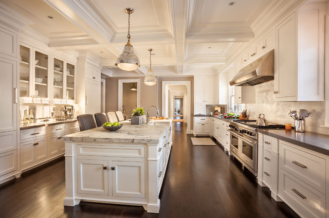 Luxury Kitchen Traditional Kitchen New York By Garrison Hullinger Interior Design Inc
