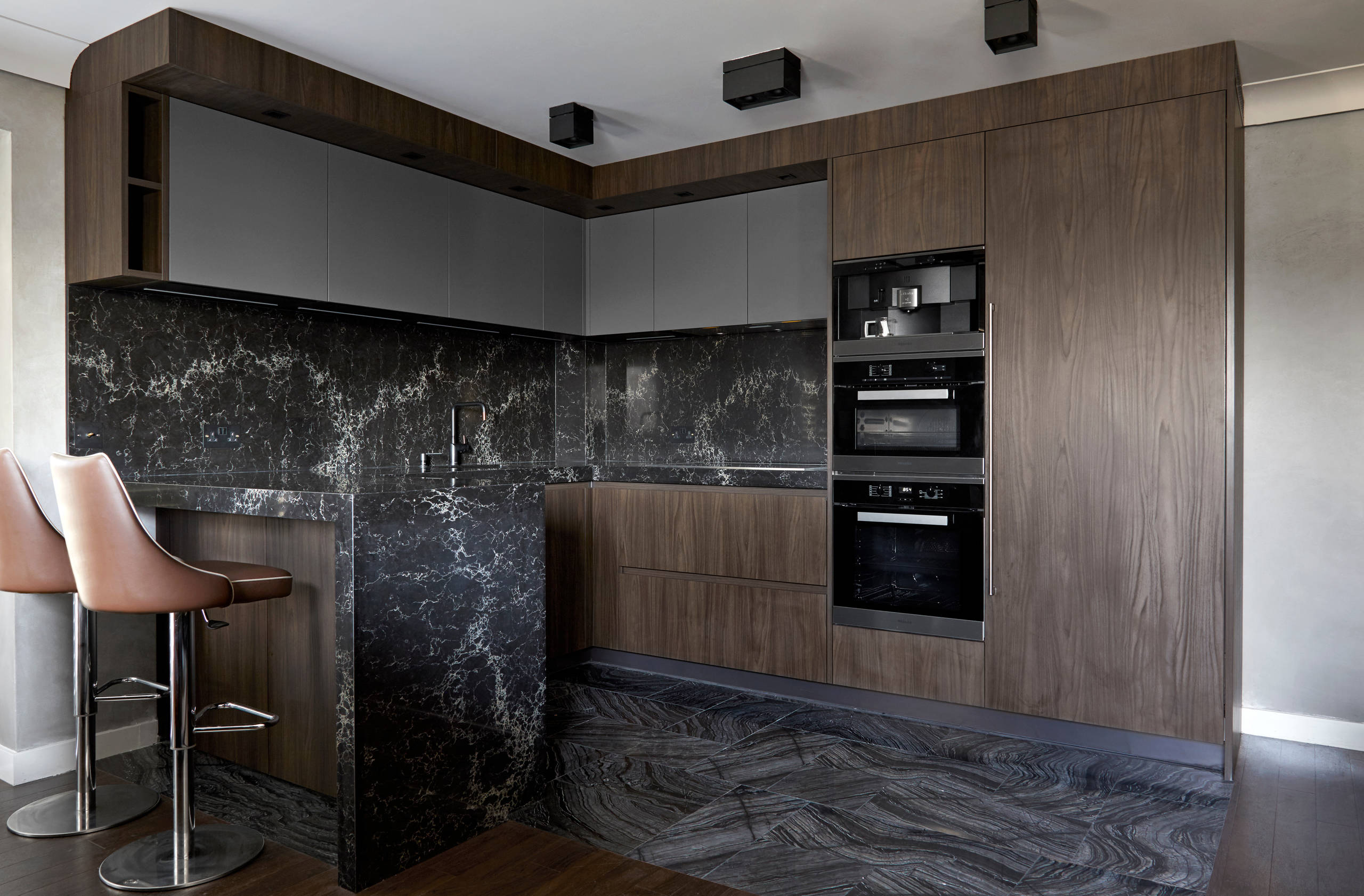 Luxury Kitchen in Stanmore