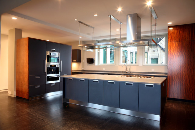 Luxury kitchen modern kitchen phoenix by madeleine for Luxury modern kitchen