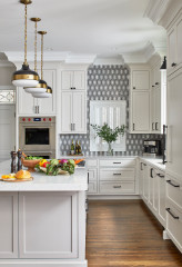 Kitchen of the Week: Chic and Functional in Black and White