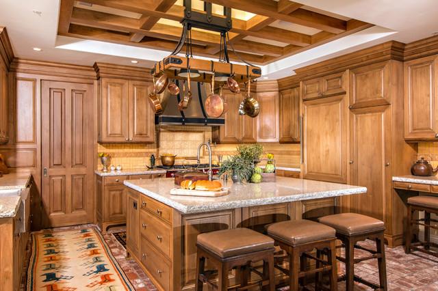 Luxury Kitchen Remodel mediterranean-kitchen