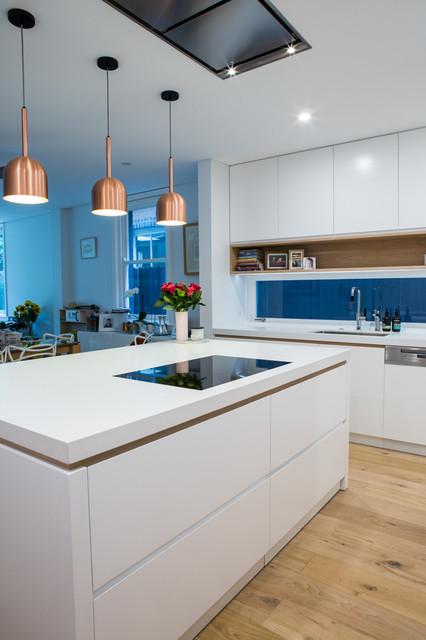 luxury modern kitchen in north bondi modern kitchen