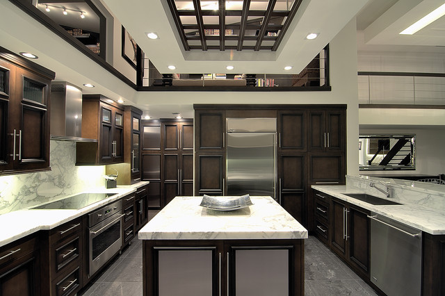 Luxury real estate kitchen modern kitchen miami by for Luxury modern kitchen