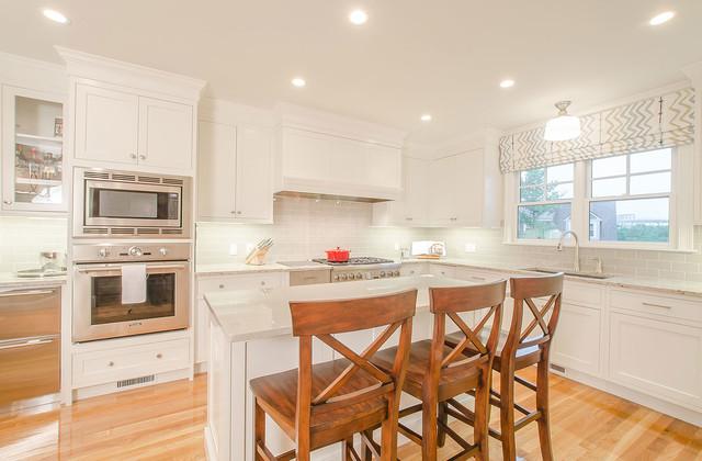 Luxury Townhouse Contemporary Kitchen Boston By Sleeping Dog Properties Inc