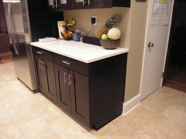 Lyndhurst contemporary-kitchen-cabinetry