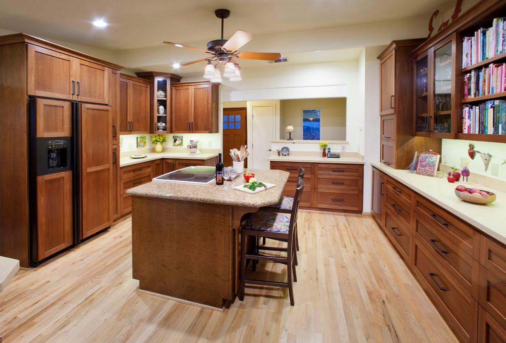 lyptus shaker kitchen  traditional  kitchen  sacramento