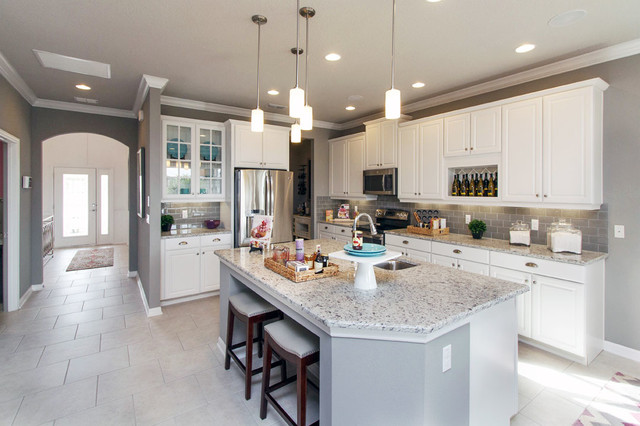 M I Homes Of Orlando Narcoossee Village Sonoma Model