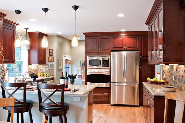 M.J. Whelan Construction traditional-kitchen