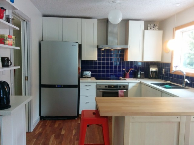 Space Saving Tips From 100 Square Foot Kitchens