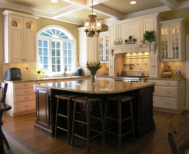 MacGibbon Kitchen 4 - Contemporary - Kitchen - DC Metro - by Cameo ...