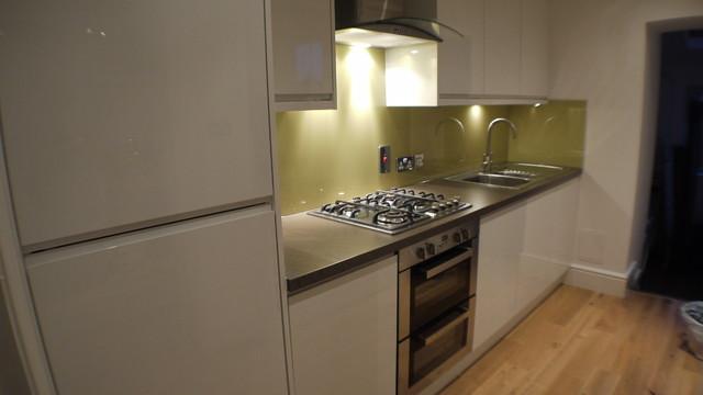 Machen Street Kitchen - Contemporary - Kitchen - london - by Andy ...