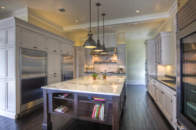 Mackle Construction Tropical Kitchen Miami By