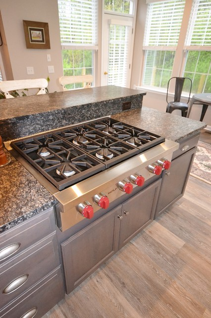 Madara Kitchen Remodel New Home Flooring Transitional Kitchen Philadelphia By Chester