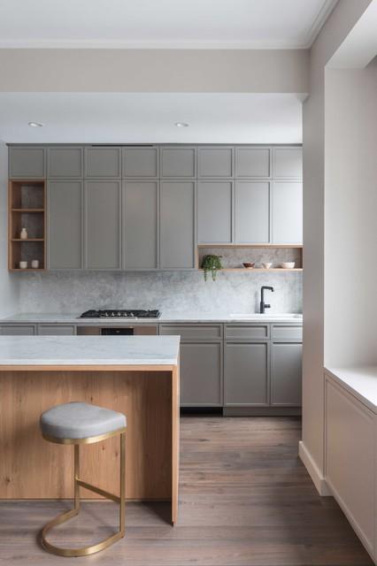 Madison Ave Apartment clasico-renovado-cocina