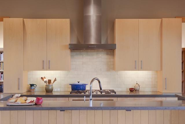 Madison County Residence modern-kitchen