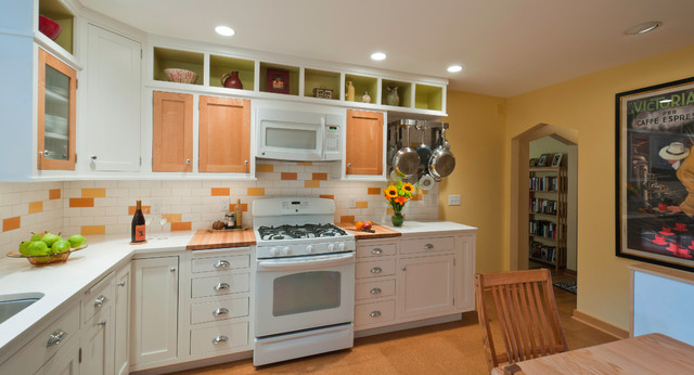 kitchen remodel - Kitchen - Other - by Architectural Building Arts ...