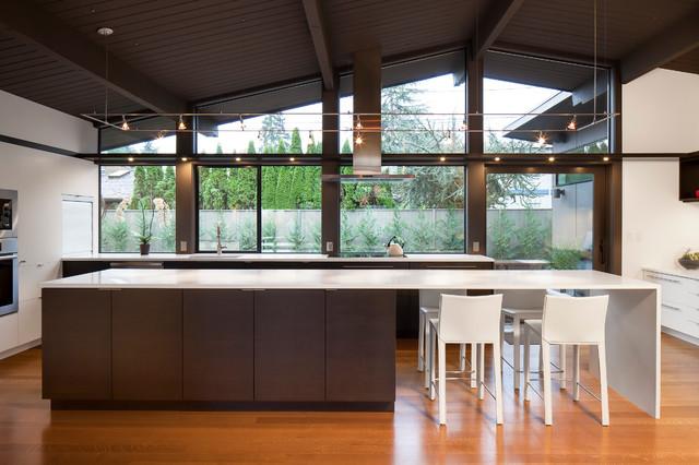 Madison Park contemporary-kitchen