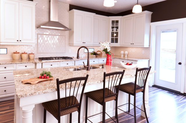 Madison Park Homes Website Photos House 1 Traditional Kitchen Edmonton By Melissa