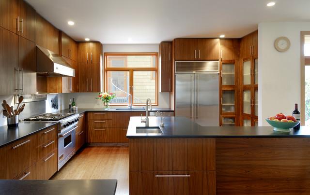 Madison Park Contemporary Kitchen Seattle By Shugart Wasse