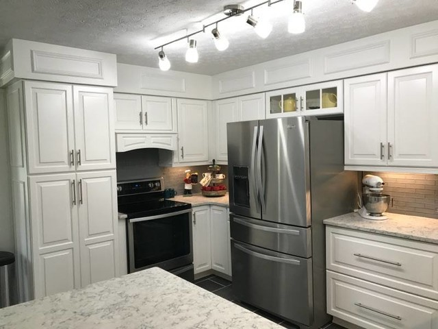 Madisonville Kitchen All Plywood, Cabinets By Design