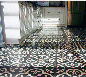 Madrid Cement Tiles Terrazzo Tiles Contemporary London