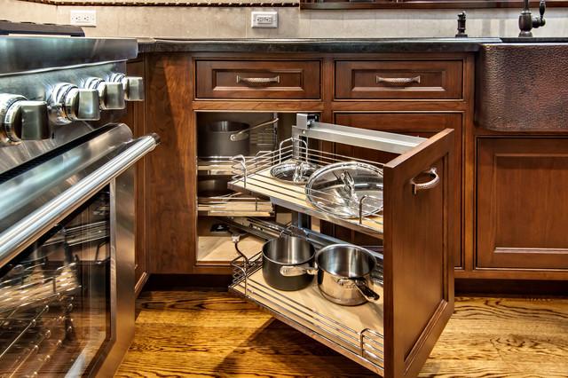 Magic Corner - Klassisch - Küche - San Francisco - von Bill Fry ...