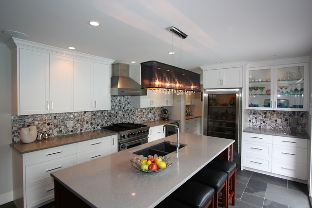 Magic Metamorphosis transitional-kitchen